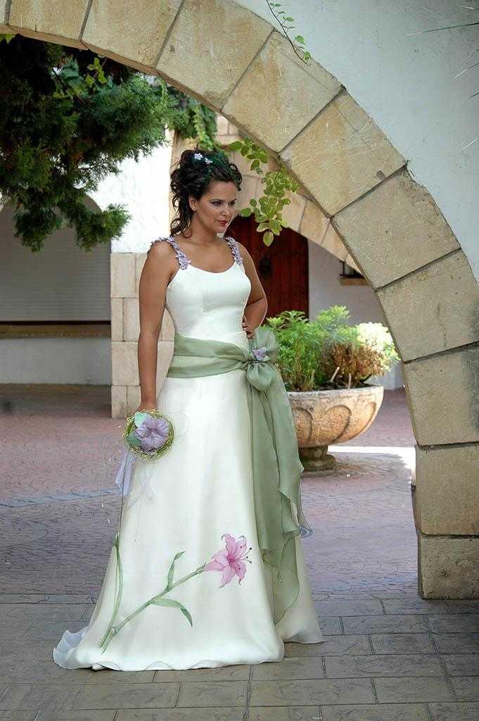 Romàntic Lilium Blanc