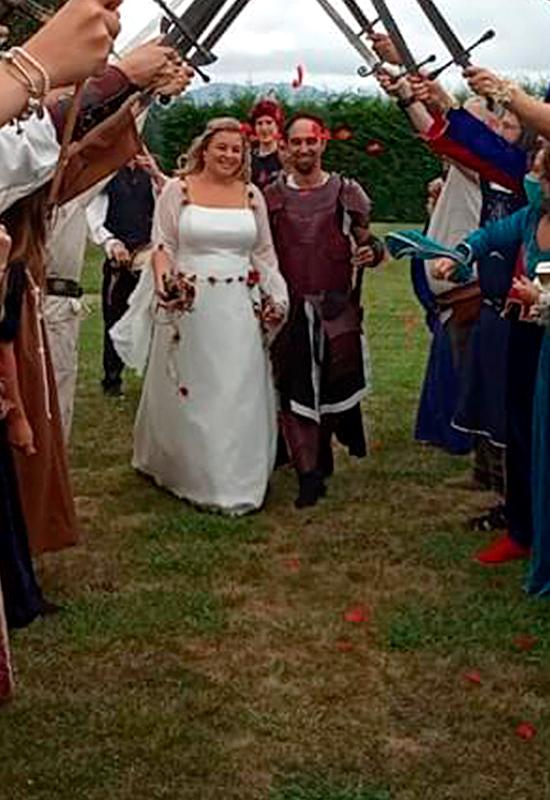 lluisa vila trajes de novia opinión Marta de Cantabria
