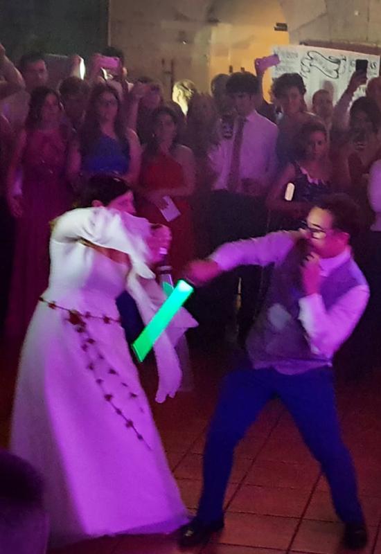 lluisa vila trajes novia rebeca de getafe, madrid